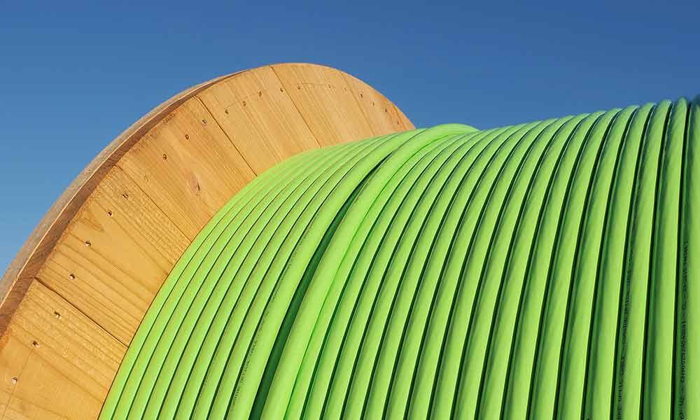 Glasfaser Hausanschluss VS Vereinigte Stadtwerke Media